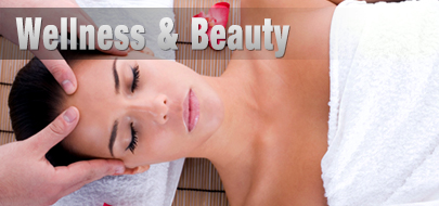 banner wellness beauty